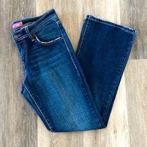 Levi's | 518 Super Low Rise Boot Cut Jeans Sz 7S